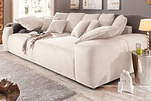 Home affaire Big-Sofa Riveo Luxus, mit besonders