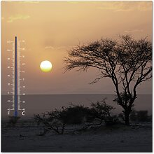 Home affaire Bild Meer bei Sonnenuntergang 30x30
