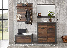 Home affaire Garderoben-Set BROOKLYN,