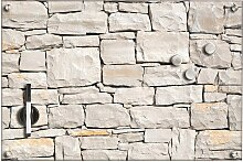 Home affaire Magnettafel Stone, Memoboard, aus