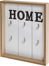 Home affaire Schlüsselkasten Spirios 24x30x4 cm