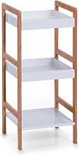 Home affaire Standregal 36x33x80 cm weiß