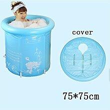 Home Aufblasbare Schwimmbäder Aufblasbare Badewanne verdicken Erwachsene Badewanne Faltbare Kind Badestelle Badewanne Kunststoff Badewanne Geschenk Jahreszeiten verfügbar WXP-Schwimmbecken ( Farbe : #14 )