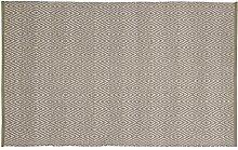 Home Basics hm13m Teppich für Haus, Baumwolle, Leinen, 120x 180cm