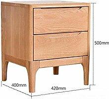 Home Beistelltische Massivholz-Couchtisch im