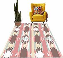 Home - Carpet ZWD Farbiger Teppich, Gestreifter