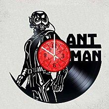 Home decor USA Ant-Man Comics Ameisen-Man-Wanduhr