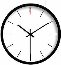 Home Decorating Einfache Wanduhr/Silent Clock-C 14Zoll