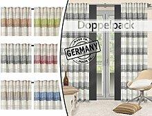 Home Decoration Doppelpack - Blickdichte