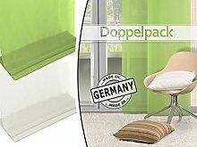 Home Decoration Doppelpack - Schiebevorhang Kos