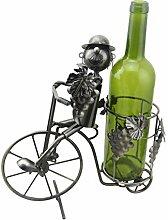 Home Dekoration Flaschenhalter, Mehrfarbig,