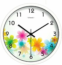 Home Dekoration Ideen-uhr/Europäische Stillen Wohnzimmer Wanduhr/Uhr-blatt-A 10Zoll