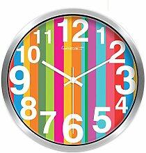 Home Dekoration Ideen-uhr/Silent Clock/Schlafzimmer Uhr-A 14Zoll