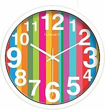 Home Dekoration Ideen-uhr/Silent Clock/Schlafzimmer Uhr-B 14Zoll