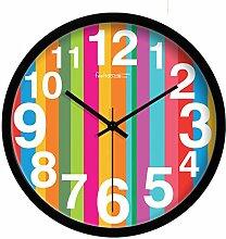 Home Dekoration Ideen-uhr/Silent Clock/Schlafzimmer Uhr-C 14Zoll