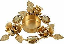 Home Dekoration Indische Diwali Kerze Licht Halter Lampe Blumenarrangements