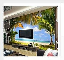 Home Dekoration Tapete für Wände 3D 3D Meer