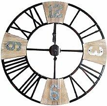 Home Dekoration Uhr, Mehrfarbig, Einheitsgröße
