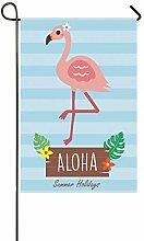 Home Dekorative Outdoor Doppelseitige Aloha