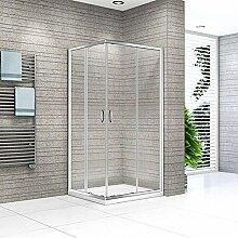 Home Deluxe - Duschkabine - Andiamo V2 - Maße:
