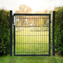 HOME DELUXE Gartentor, BxH: 100x120 cm, für