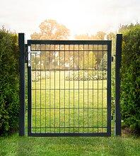 HOME DELUXE Gartentor, BxH: 100x140 cm, für