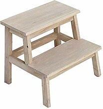 Home Fashion Simplicity Holz Küchenhocker Bett