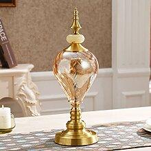 Home glass dekorationen/wohnzimmer-möbel/flower vase dekoration-A