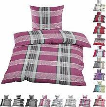 Home-Impression 2tlg. Winter Kuschel Fleece