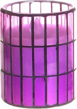 Home Impressions Fliesen Muster Glas flammenlose
