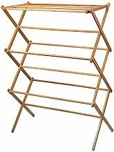 Home-it Wäscheständer – Bambus-Holz