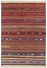 Home Life Teppich mit Motiv bedruckt Helvaci, Polyester, mehrfarbig, 120x 180cm
