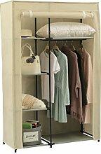 Home-Like Stoffschrank Kleiderschrank mit