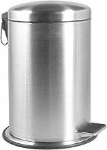Home Mülleimer, Metall, 5 Liter