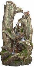 Home, Pets & Garden Wasserbrunnen aus Polyresin,