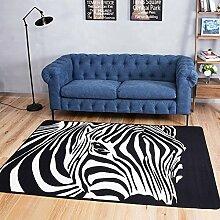 Home Rechteckiger Teppich, mit persönlichem