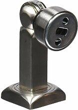 Home rund, Edelstahl-Halter Magnetic Stopper Türstopper