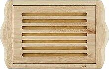 Home Schneidebrett Brot, 24x 41cm, Holz,