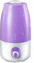 Home Stumm Schlafzimmer Luftbefeuchter Luftbefeuchter Aromatherapie Maschine,Purple