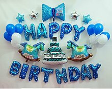 Home & Style Boy 1st Birthday Party Ballons