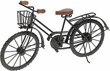 Home Styling Collection Garten Deko Fahrrad mit
