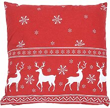 Home Styling Collection Weihnachtskissen mit