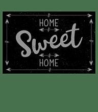 Home Sweet Home - Fußmatte