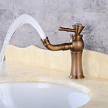Home Tap Antique Becken Wasserhahn Waschbecken