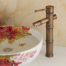 Home Tap Antique Kupfer Wasserhahn Wasserhahn