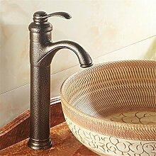 Home Tap Basin Wasserhahn Antike über Theke