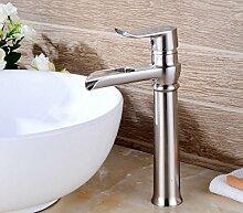 Home Tap Space Aluminium Waschbecken Wasserhahn