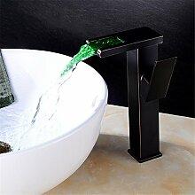 Home Tap Vintage Messing Weinglas Form einzigen