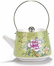 Home Teekanne Teekanne Tragbare Keramik