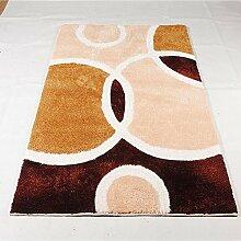 Home Teppiche Stretch Garn Matten Wohnzimmer